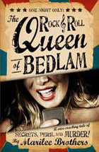 Rock and Roll Queen of Bedlam, front cover