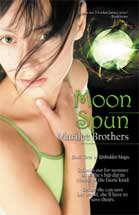 Moon Spun, front cover