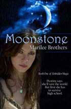 Moonstone, front cover